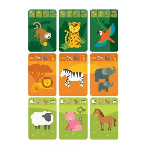 JUEGO DE CARTAS ANIMAL KINGDOM