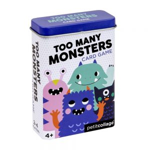 JUEGO DE CARTAS TOO MANY MONSTERS