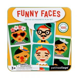 MAGNETICO FUNNY FACES