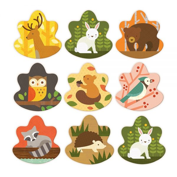 MEMPRY FOREST ANIMALS