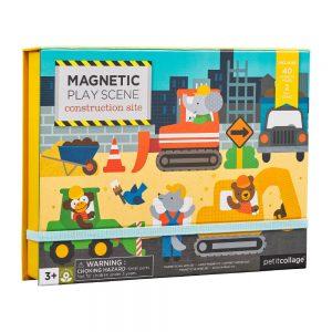 Magnetico construccion