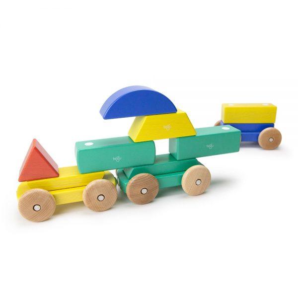 SHAPE TRAIN (5) - TEGU