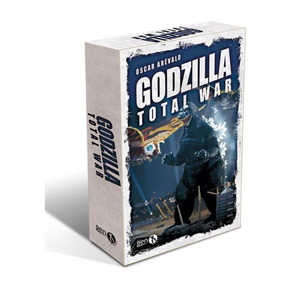 Godzilla caja proto