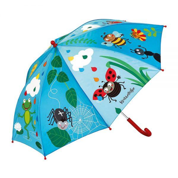 paraguas bichos jardin