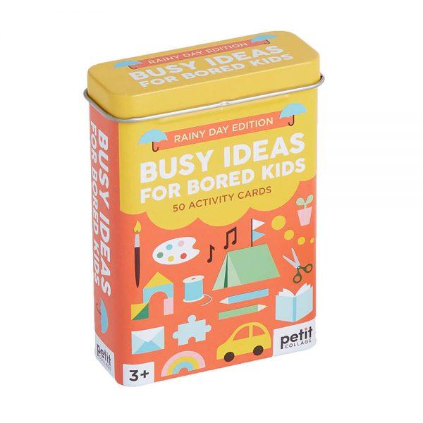 Ideas para niños aburridos: Días de Lluvia ( Inglés)