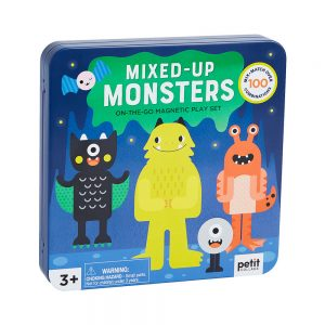 Magnético MONSTERS