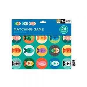 Matching / Memo GONE FISHING