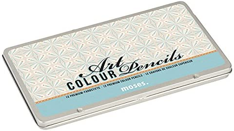 Lápices de colores (6 uds)