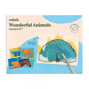 Aquapaint : Wonderful Animals