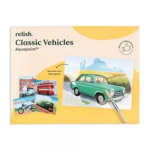 Aquapaint : Classic vehicles
