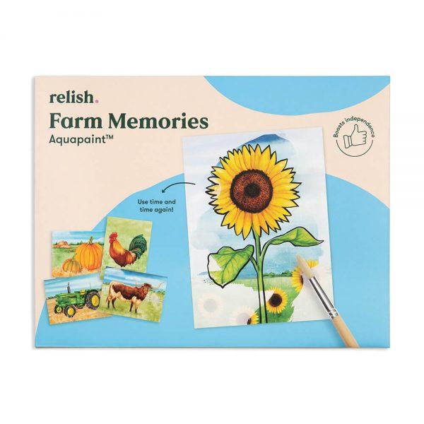 Aquapaint : Farm Memories