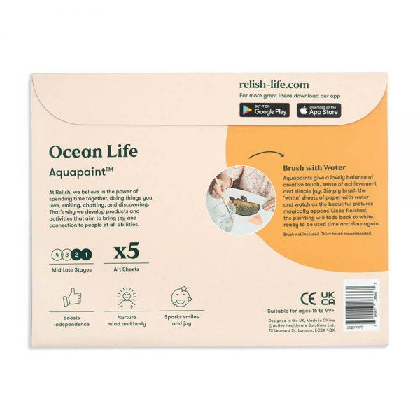 Aquapaint : Ocean Life