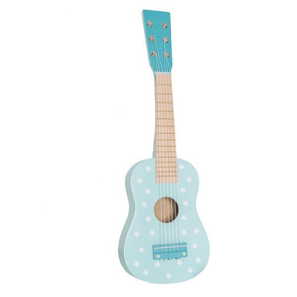 Guitarra Azul 6 cuerdas