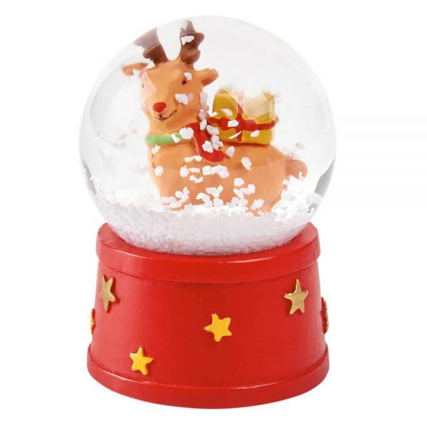 Bola de Nieve Navidad