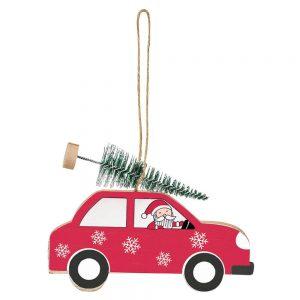 Adorno coche de Navidad (18)