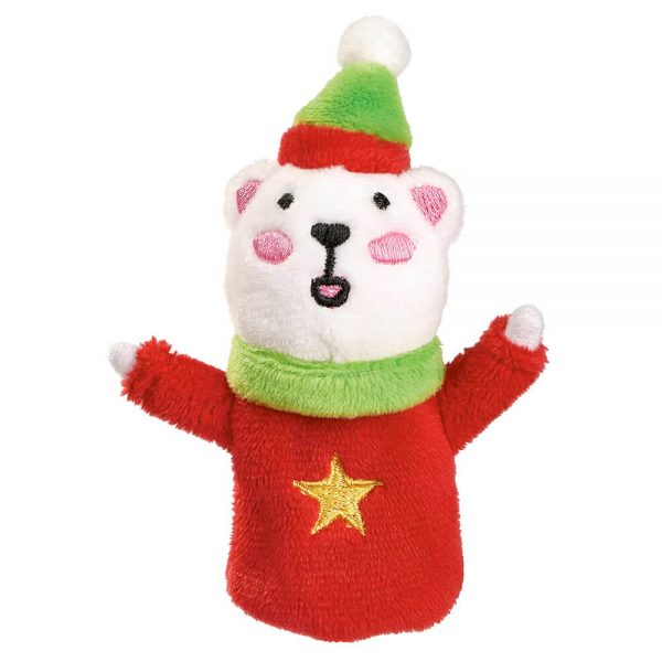 Marionetas Dedos Navidad (25)