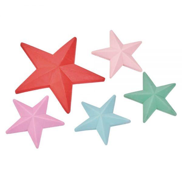 Gomas Borrar 5 Estrellas Navidad (12)