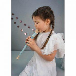 Flauta Azul