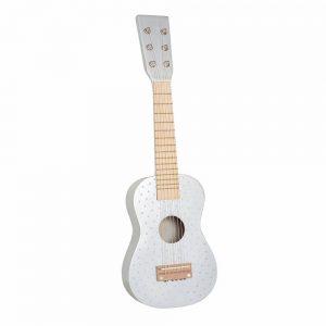 Guitarra Plateada