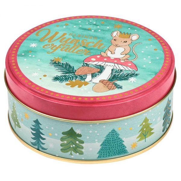Lata de galletas para tarjetas regalo (8)