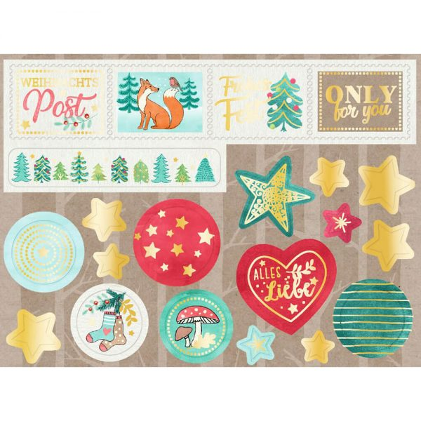 Accesorios Papelería Navidad (4)