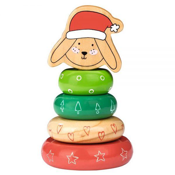 Apilable Amigos de la Navidad (8)