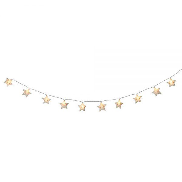 Cadena Estrellas de luces (4)