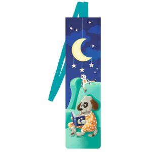 Marcador con cinta Cielo Nocturno (12)
