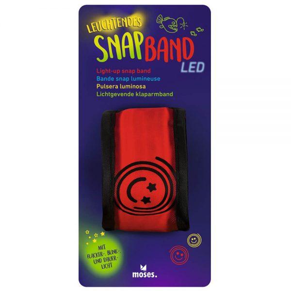 Banda enrollable con LED (12)