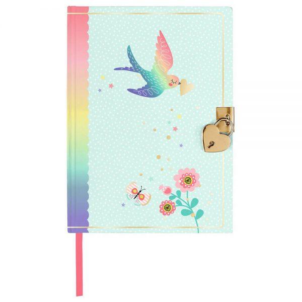 F&A - Diario 'Heart Bird'