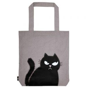 ED, THE CAT-Bolsa compra Happy Face (3)
