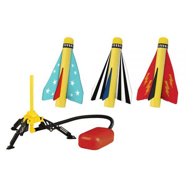 PhänoMINT- Misil de presión de aire (2)