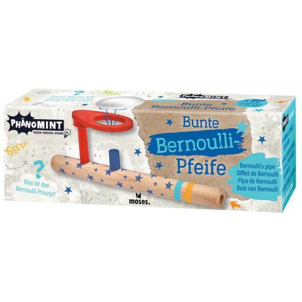 PhänoMINT- Pipas de colores Bernoulli (12)