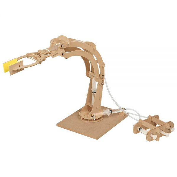 PhänoMINT- Brazo robótico HIDRAULICO