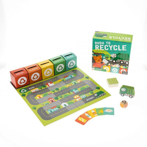 Juego de Reciclaje