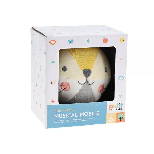 Móvil Musical Bunny