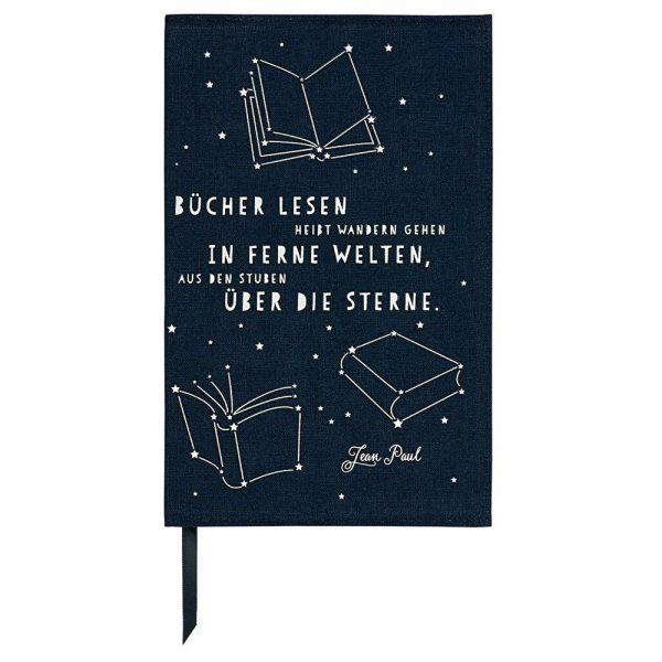 Funda Libro ÜBER DIE STERNE -L- (4)