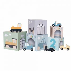 Apilable coches 1-5