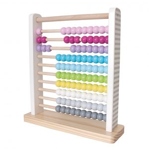Abacus colorido